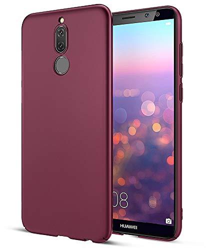 EIISSION Hülle Kompatibel mit Huawei Mate 10 Lite Hülle, Hardcase Ultra Dünn Huawei Mate 10 Lite Schutzhülle aus Hart-PC Hülle Cover Handyhülle für Huawei Mate 10 Lite,Lila