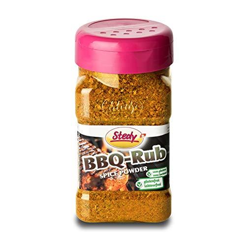 HärdöpfelGwürz® BBQ-Rub im Streuer (200g) zum Verfeinern Ihrer Fleisch- und Grill-Gerichte - perfektes Gewürz für Grill, Ofen oder Dutch Oven