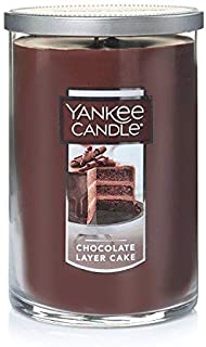 Chocolate Layer Cake Large Tumbler Candle,Fresh Scent
