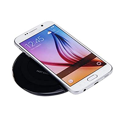 For Samsung Fast Charge Wireless Charging Stand, MNtech Qi Wireless Charging Charger Pad For Samsung Galaxy S8/S8 Plus