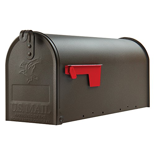 Original U.S. Mailbox - ELITE - Stahl - bronze - Gr. T1