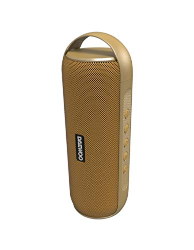 Daewoo International Altavoz Bluetooth DBT-20 Gold