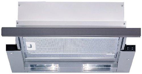 Bosch DHI645HX - Campana Telescópica Dhi 645 Hx Con 3 Potencias De Extracción: Amazon.es: Hogar