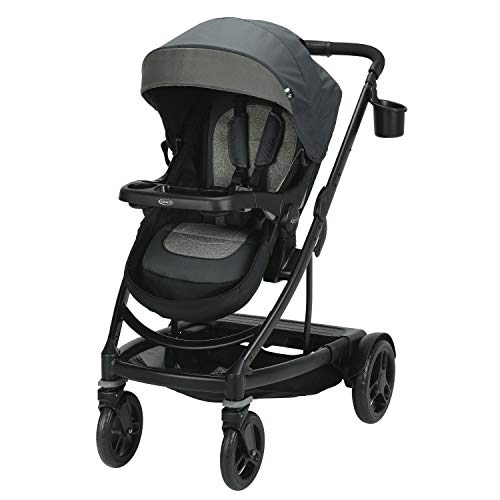 Great Price! Graco UNO2DUO Double Stroller, Oakley