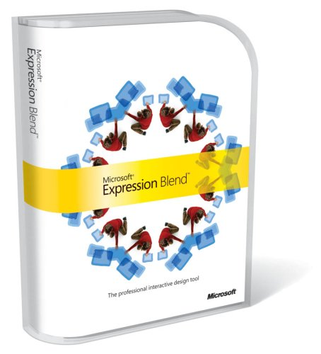 Microsoft Expression Blend EN CD/DVD - Software de desarrollo (350 MB, 512 MB, Intel Pentium / AMD 1 GHz, PC, Windows Vista, Microsoft Windows XP Service Pack 2. , SVGA (1024x768))