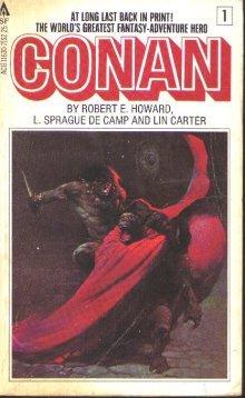 Conan 0441967884 Book Cover