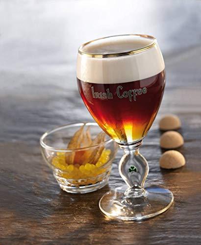DUROBOR Bicchieri Irish Coffee CL 23 in Confezione da 6 Pezzi