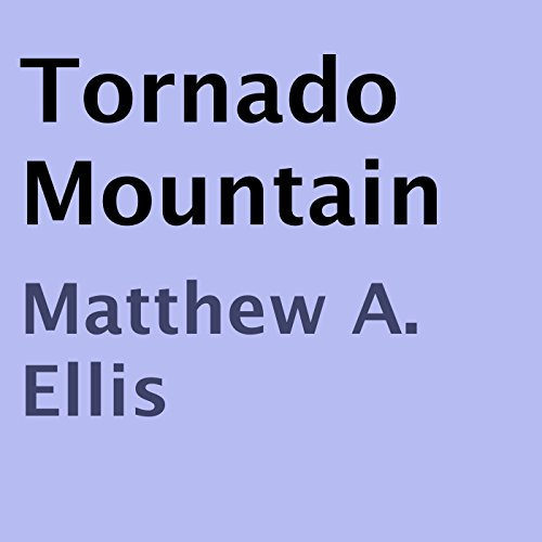 Tornado Mountain audiobook cover art