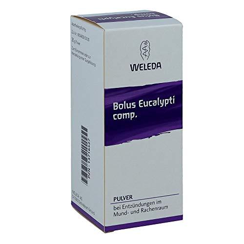 BOLUS EUCALYPTI comp.Pulver 35 g