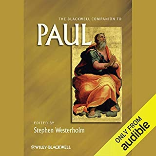 The Blackwell Companion to Paul copertina