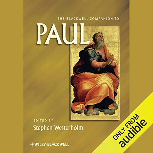 The Blackwell Companion to Paul Titelbild