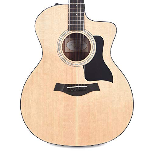 Taylor 114ce Sitka/Walnut Grand Auditorium ES2 w/Gig...