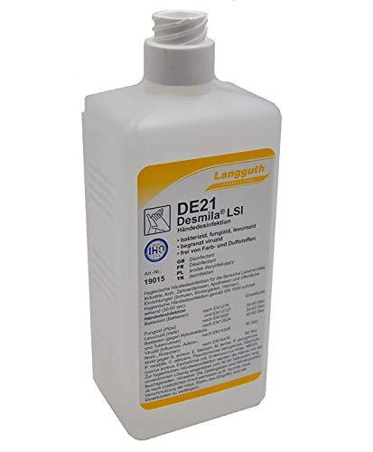 500 ml Desinfektionsmittel Haut-& Hände Desmila LSI DE21 entfernt Bakterien, Pilze und Viren