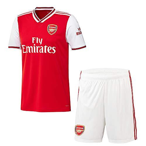Personalisierte Fußball-Fußball-Trikots für Kinder/Erwachsene/Männer (2019-2020 Home & Away), benutzerdefinierte T-Shirts und Shorts und Socken-Anzüge mit beliebigem Namen und beliebiger Nummer