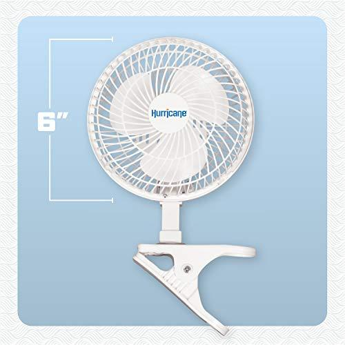 Hurricane Classic Clip Fan