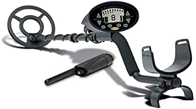 Bounty Hunter Discovery 2200 Metal Detector with Bonus Pinpointer