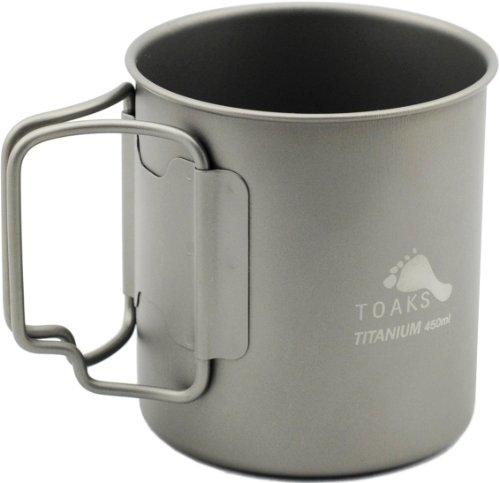 TOAKS Titan 450ml Tasse