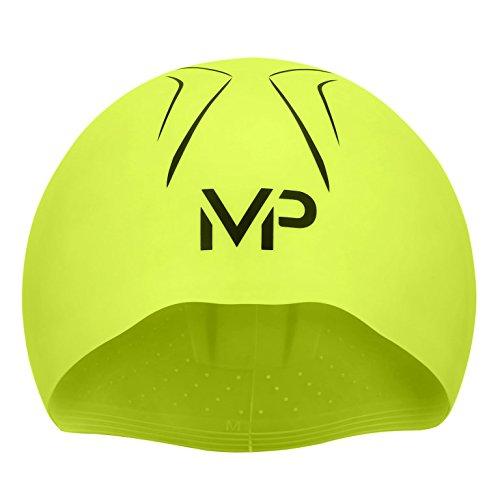 MP Michael Phelps X-O GT - Cuffia da nuoto, colore: Neon/Black