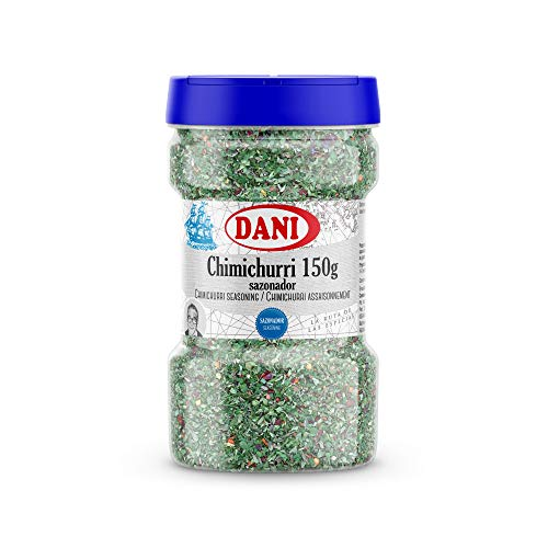 Dani - Chimichurri sazonador (mezcla de especias) 150 gr.