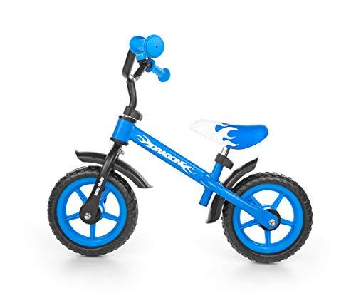 SPOKEY Jungen Milly Dragon-Fahrradbekleidung, Kinder, Blau, Universal
