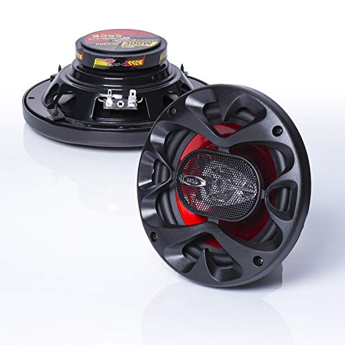 BOSS Audio Systems CH6530 Car Speakers - 300 Watts of Power Per Pair and 150 Watts Each, 6.5...