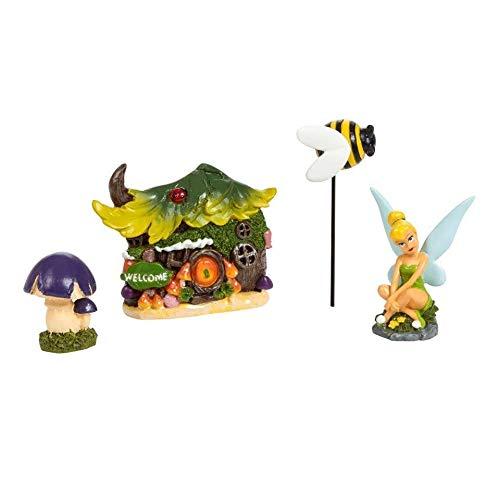 World Products Tinkerbell Miniature Statue Garden Kit