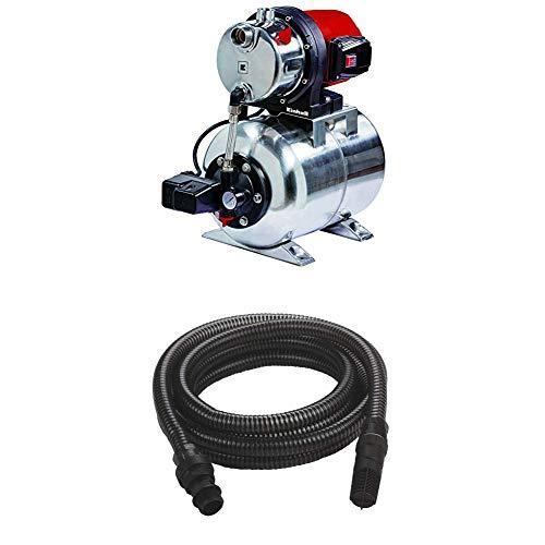 Einhell GC-WW 1250 NN Hauswasserwerk + Saugschlauch