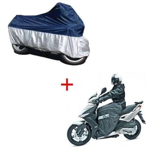 Motorafdekking voor scooter Kit OJ C002+TC01 maat XL RAPIDO offersimo