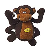 Multipet Deedle Dudes Monkey Plush Toy