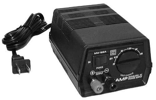 Philmore Multi-Voltage Regulated DC Power Supply : MW122A (1)