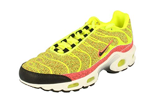 NIKE WMNS Air Max Plus Special Edition Women's Sneaker Yellow 862201 700, Size:36