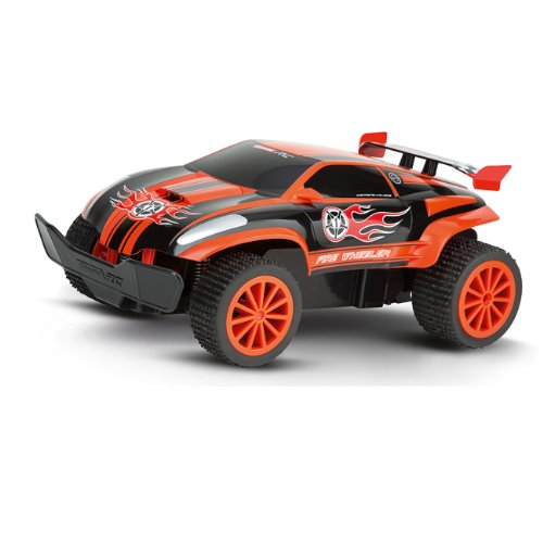 Carrera RC - 370160110 - Radio Commande - Voiture - Truggy - Fire Wheeler