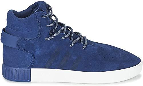 Adidas OriginalsTUBULAR Invader - Zapatillas Altas - Mystery Blue/Legend Ink/Vintage White