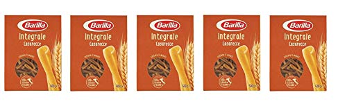 5x Pasta Barilla Casarecce integrali Vollkorn italienisch Nudeln 500g pack