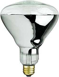 Rite Farm Products 125 WATT Clear BROODER Heat LAMP Bulb Chicken COOP Hen House Baby Chick 250w