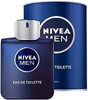 NIVEA MEN Eau de Toilette (1 x 100 ml) met de frisse, pure geur van NIVEA MEN crème, chic mannen parfum in een...