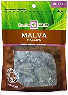 Malva Mallow Herbal Infusion Tea