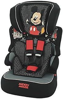 Belin - Car Seat Group 1/2/3 Disney Mickey Mouse