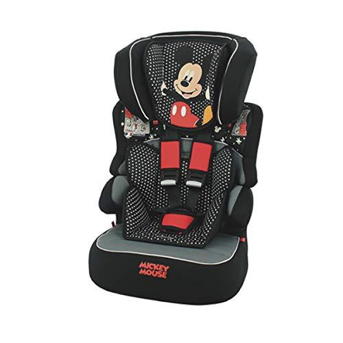 Belin - Car Seat Group 1/2/3 Disney Mickey Mou