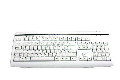 Tastatur Türkisch Deutsch Fujitsu Siemens Slim Line Multymedia USB