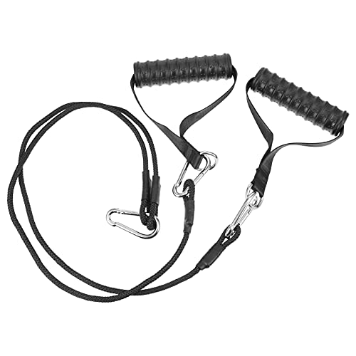BESPORTBLE De Polea de Gimnasio con Cable para Máquina de Extracción de Latas Cable con Pasador de Carga de Fitness Equipo de Entrenamiento Deportivo 1 Juego