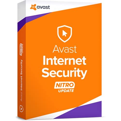 Avast Internet Security 2-Years   10-PC