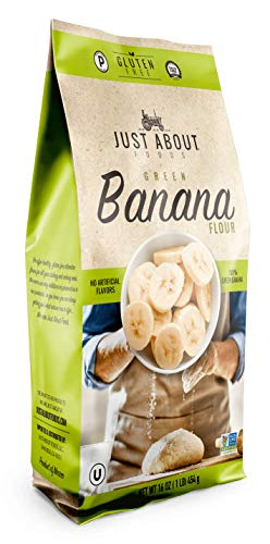Banana Flour 1 lb. (454g) Just About Foods