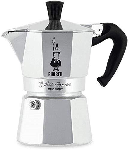 ビアレッティ エスプレッソメーカー 直火式 モカエキスプレス 1カップ用 コーヒー メーカー 0001161/AP