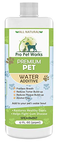 Pro Pet Works Premium Pet Dental Spray