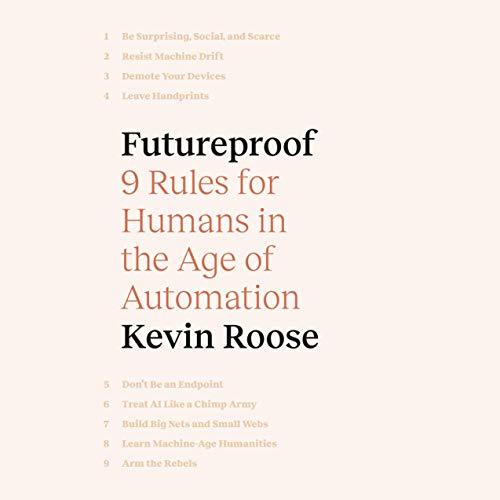 Couverture de Futureproof