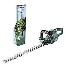 Bosch Heckenschere UniversalHedgecut 50 (480 Watt, Messerlänge: 50cm, für mittelgroße Hecken, Messerabstand: 26mm, im Karton)©Amazon