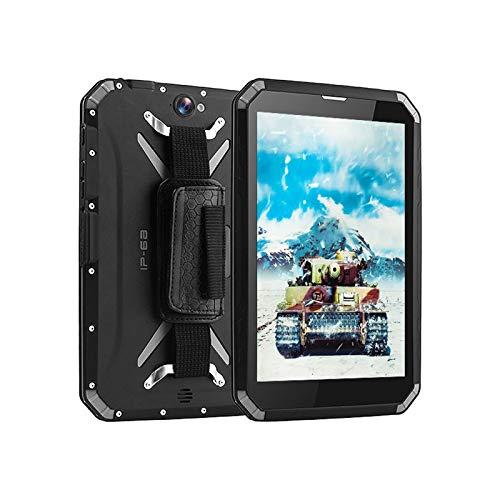 LTINN Tableta 4G de 8 Pulgadas / 10 Pulgadas, 3 + 32G / 4 + 64G, procesador Octa-Core, Android 7.0/9.0, batería de 8500mAh, resolución 1280x800, cámara de 5MP + 13MP