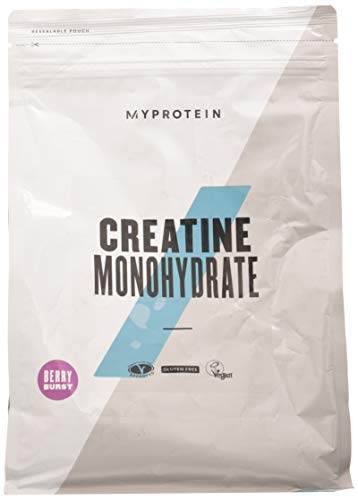 Myprotein Creatine Monohydrate V2 Supplement, Berry Burst, 1 kg