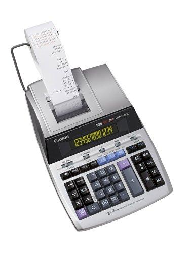 Calculadora impresora Canon MP 1411-LTSC plata